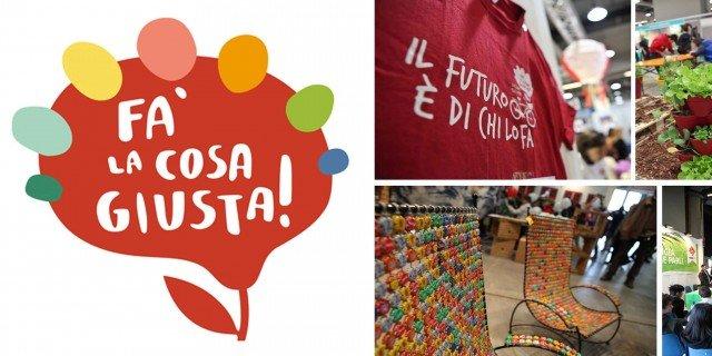 A Milano, torna la fiera del consumo critico