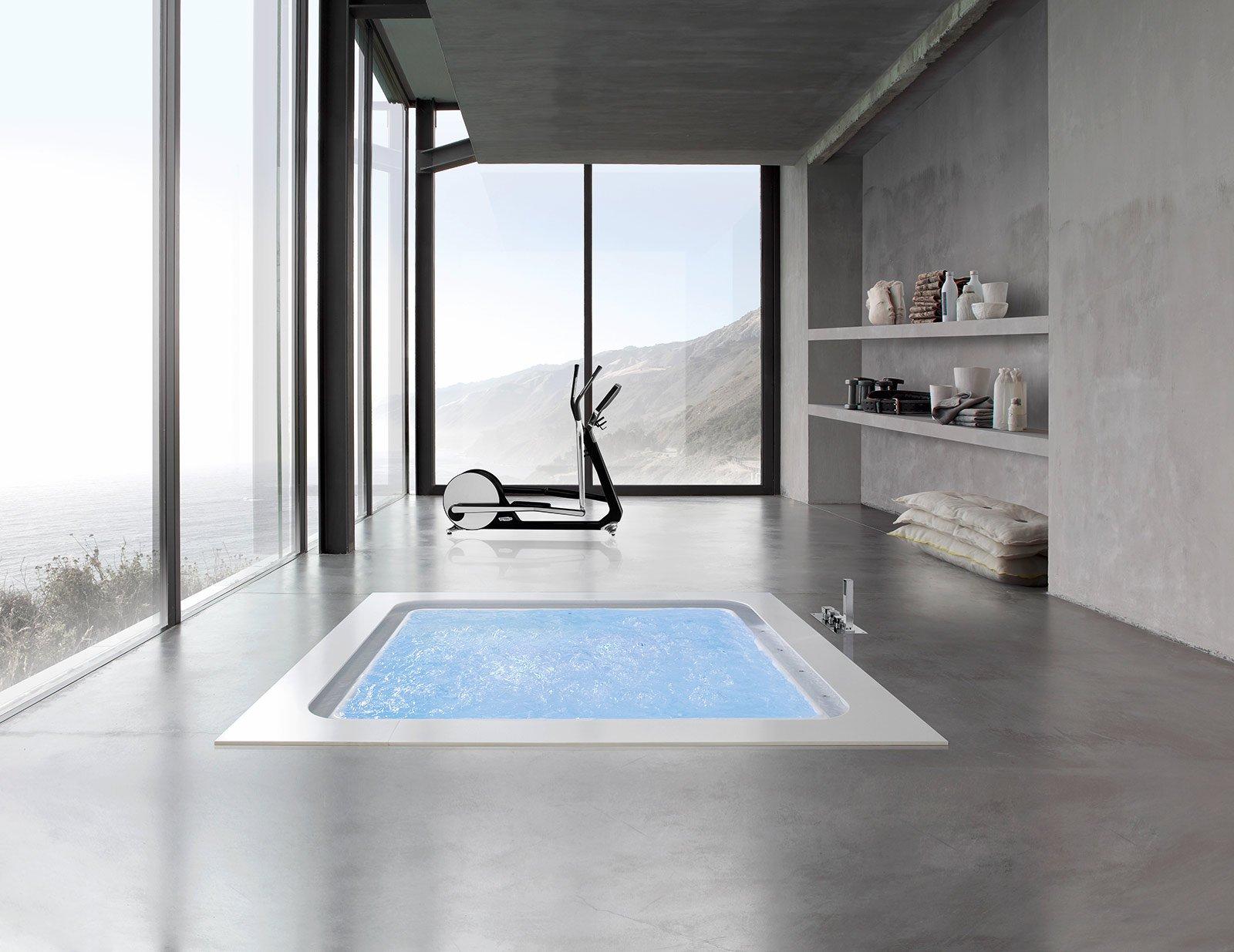 Design week 2014 la vasca da bagno esce dall 39 anonimato cose di casa - Vasca da bagno piscina ...