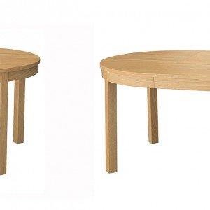 Tavolo Allungabile Bjursta Ikea.Tavolo Allungabile Wenga Ikea Ispirazione Per La Casa