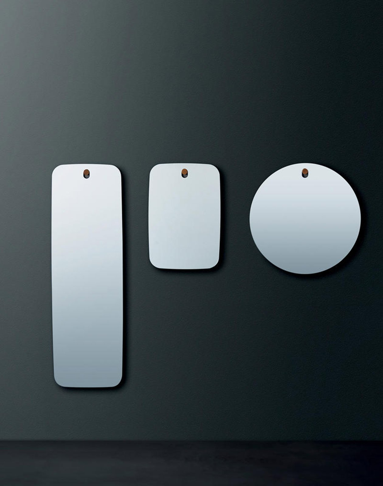 Specchi questione di riflessi cose di casa - Specchio tondo ikea ...
