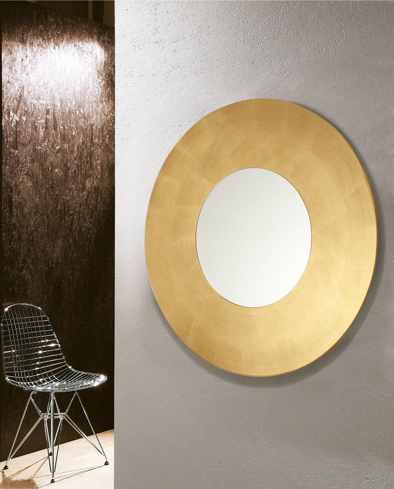 Specchi questione di riflessi cose di casa - La mano sullo specchio ...