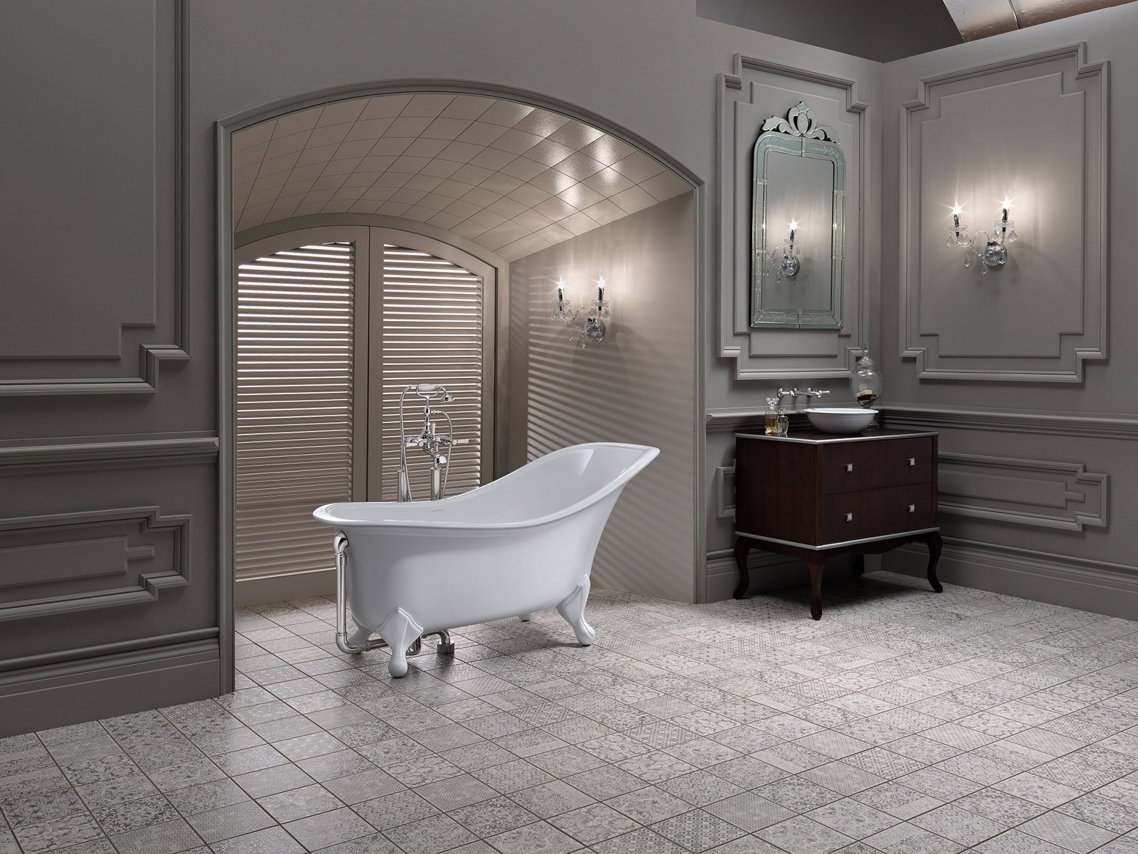 Design week 2014 la vasca da bagno esce dall 39 anonimato - Pulire vasca da bagno ...