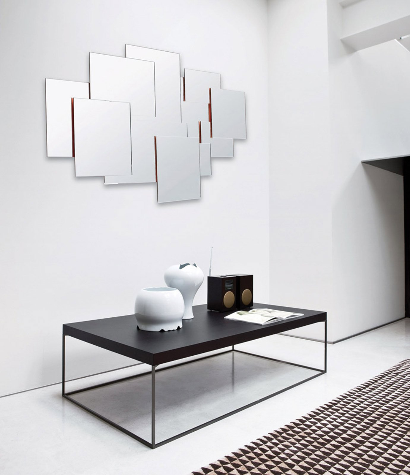 Specchi questione di riflessi cose di casa for Specchi da parete ikea