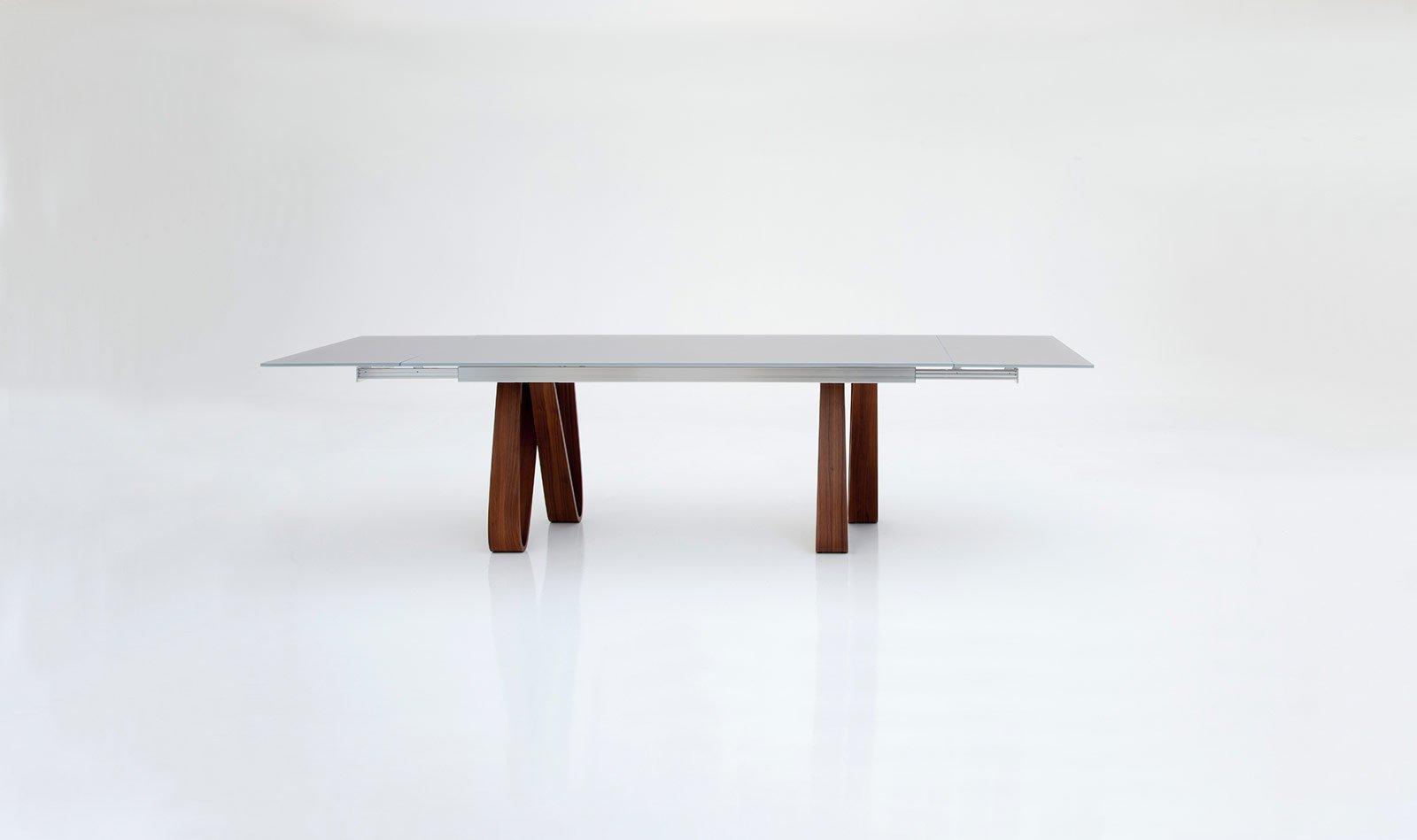 Tavoli Di Vetro E Legno : Tavoli in legno le novità cose di casa