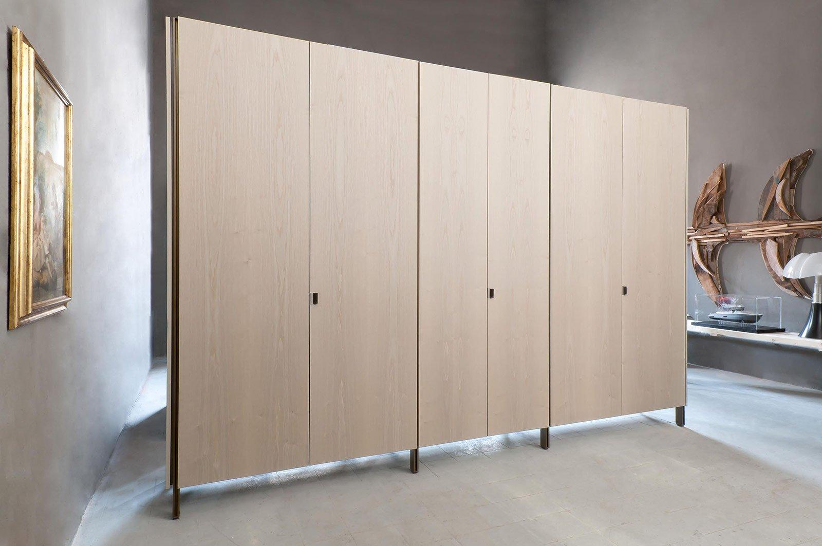Salone del mobile 2014 le novit sugli armadi cose di casa for Materiali per mobili