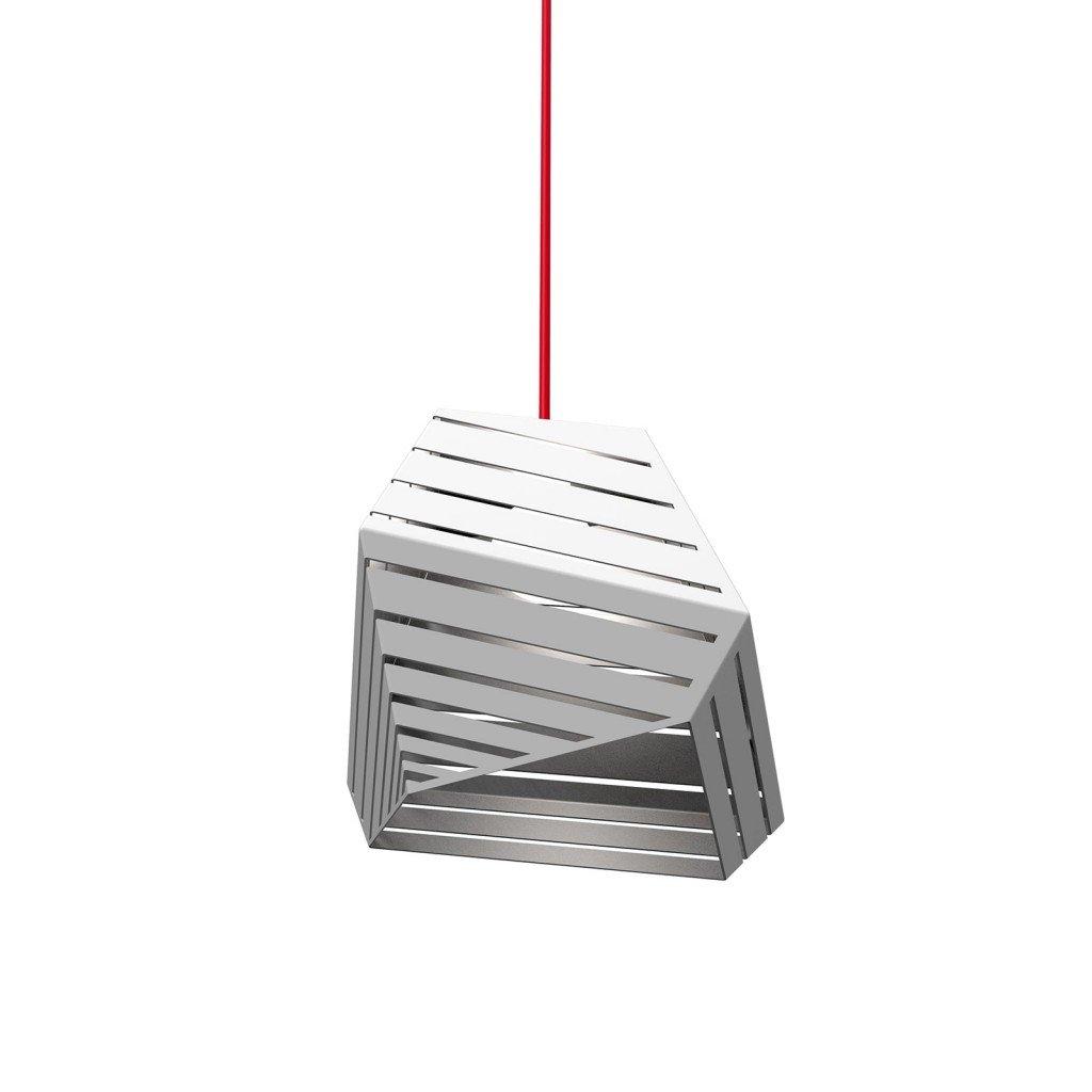 Sospensioni che arredano cose di casa for Foglio metallico