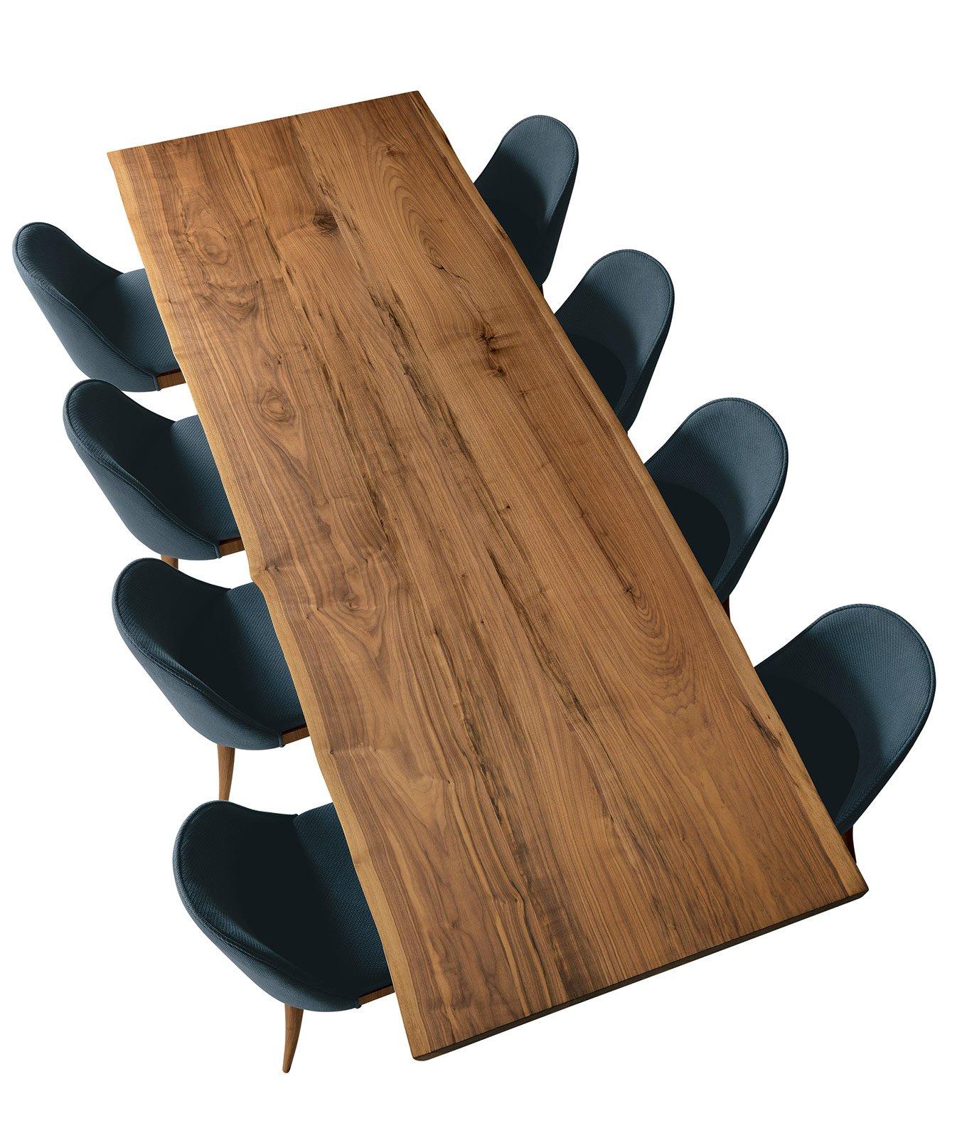 Tavoli in legno: le novità - Cose di Casa