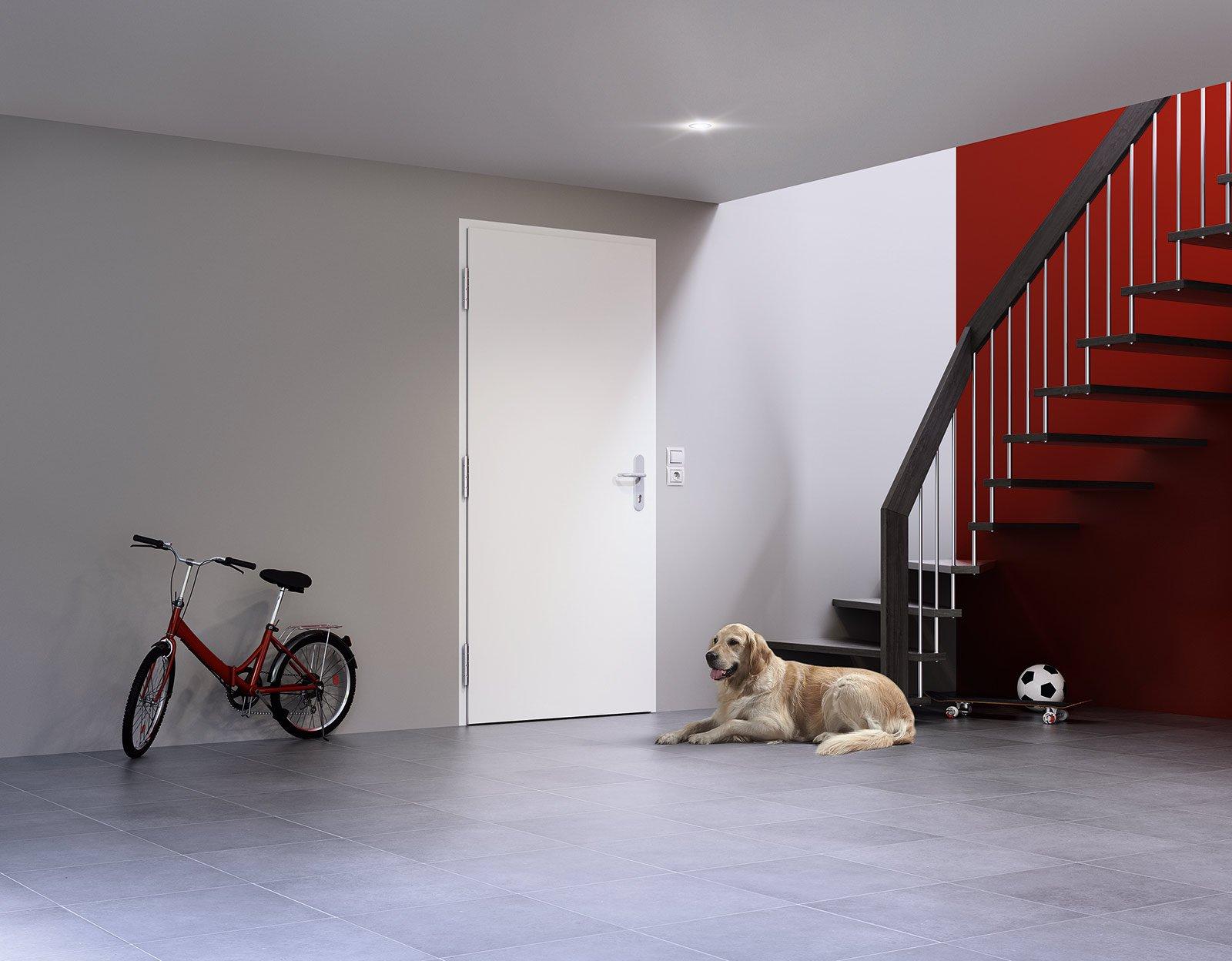 Porte e portoni a condizioni vantaggiose cose di casa for Appoggiarsi all aggiunta del garage