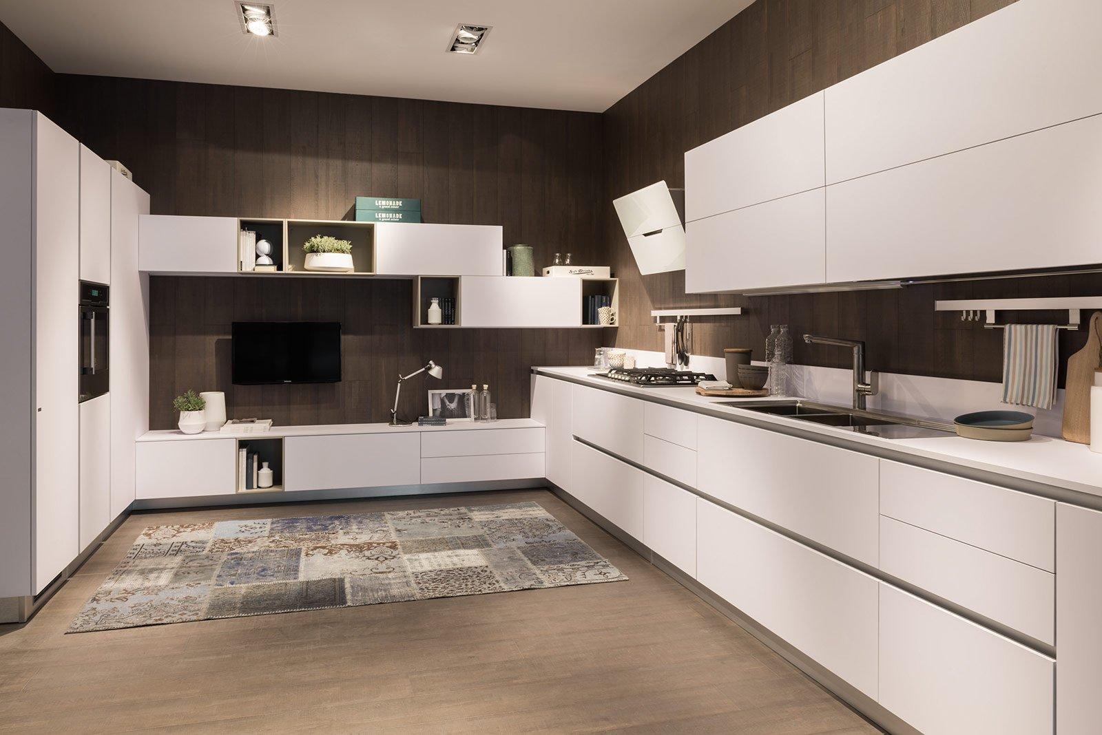 Cucina e soggiorno openspace: funzioni divise o spiccata ...