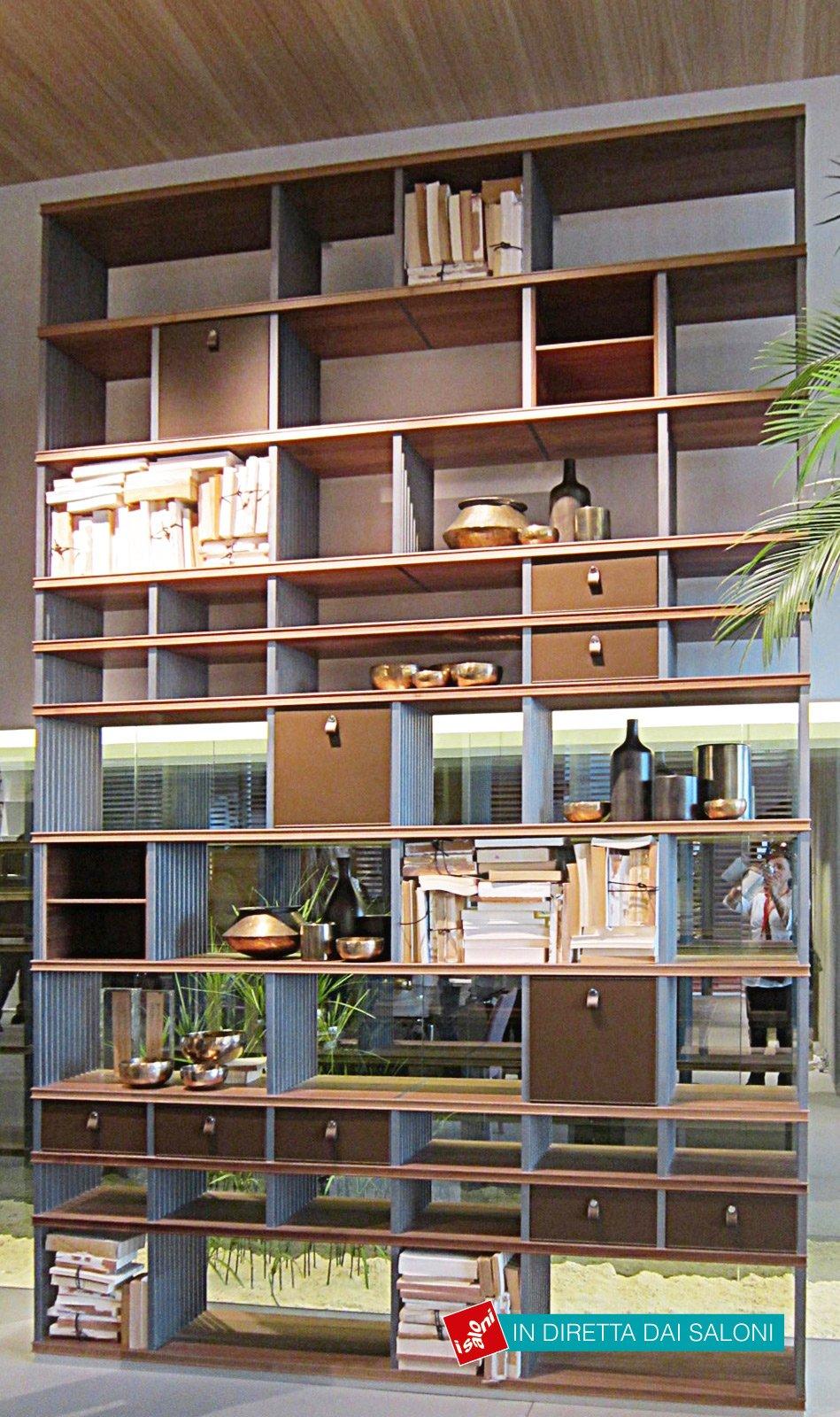 Librerie bianche classiche libreria in legno massiccio - Mobili libreria classica ...