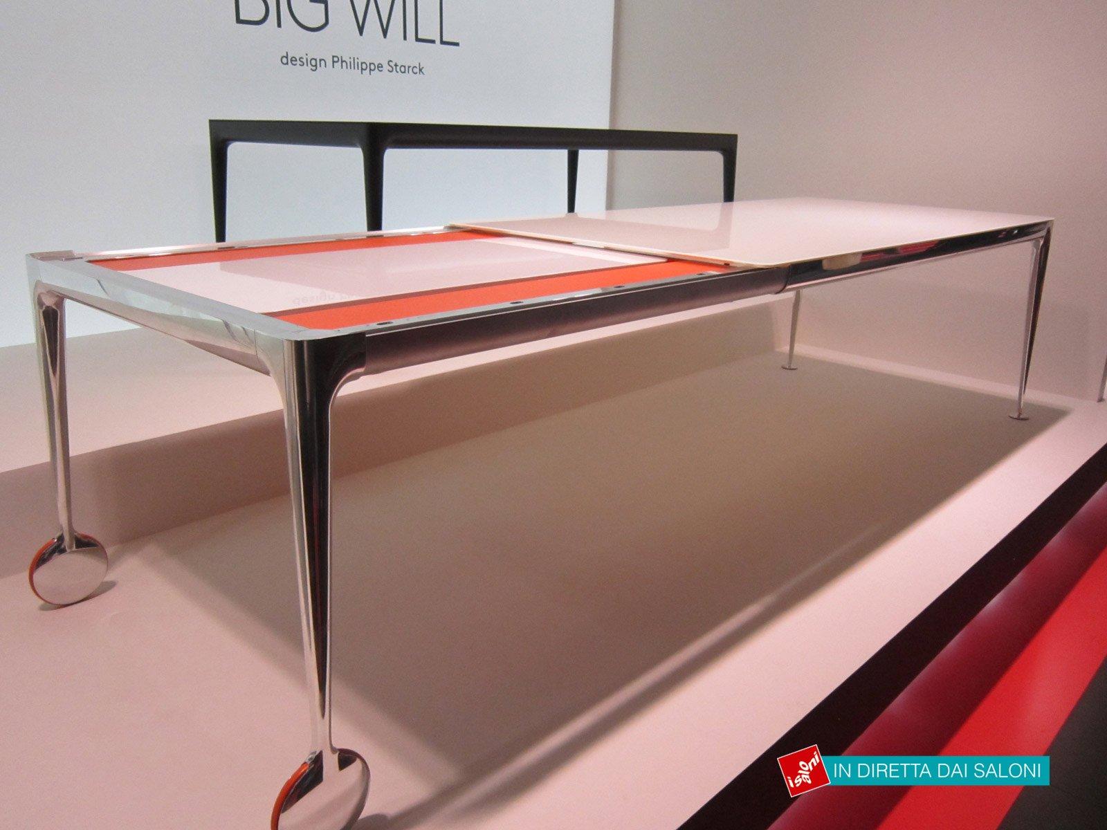 Tavoli con struttura in metallo. dal salone del mobile 2014   cose ...