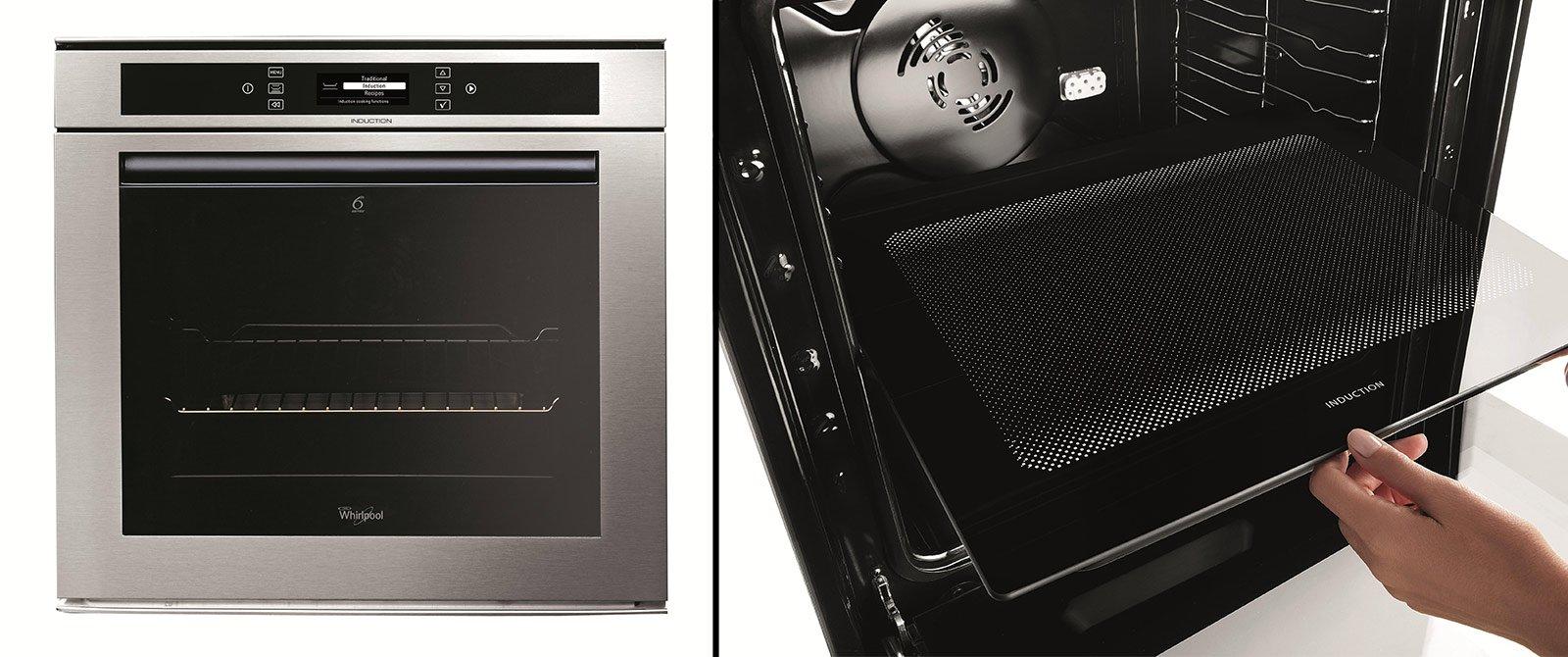 I saloni 2014 in cucina lavastoviglie e forni nuovi e innovativi cose di casa - Forno a induzione consumi ...