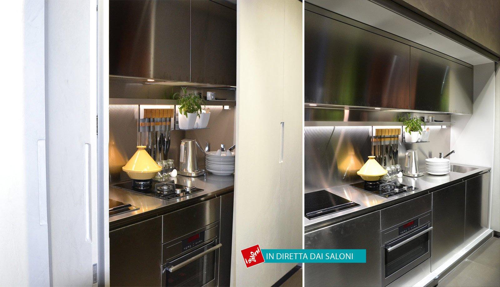 Salone Del Mobile 2014 Mix Di Materiali Per Le Nuove Cucine Cose Di Casa