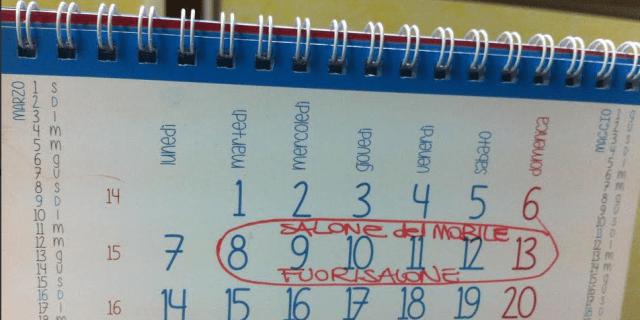Design Week 2014: gli appuntamenti da non perdere