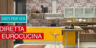 Industrial style a Eurocucina 2014