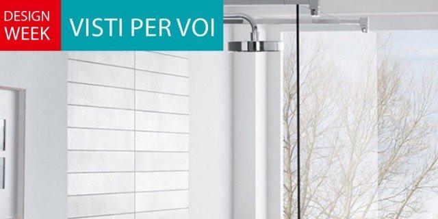 Bagno: dettagli di design per la doccia