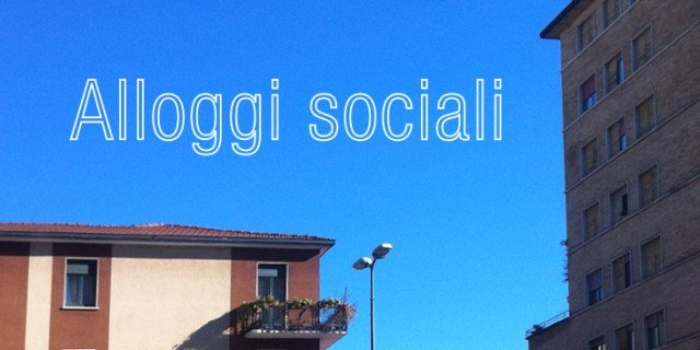 Nice Alloggi Sociali: Riscatto A Termine Nel Piano Casa