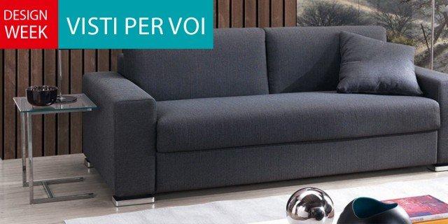 """I nuovi divani """"in linea"""" presentati al Salone del Mobile 2014"""