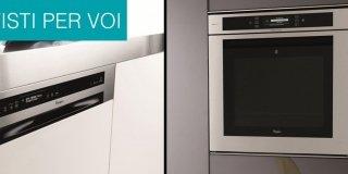I Saloni 2014: in cucina lavastoviglie e forni nuovi e innovativi