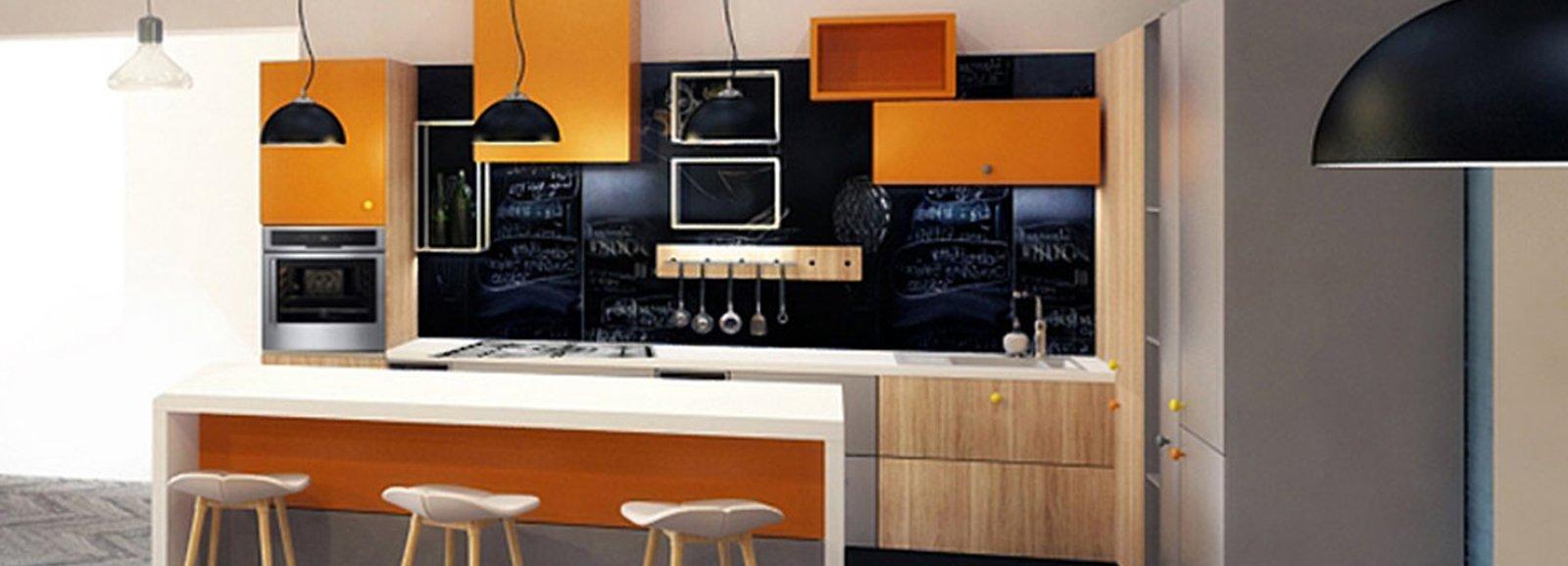 Cucine Con Un Tocco Di Colore : Nuove cucine con un tocco di colore fluo cose casa