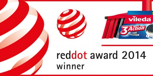 Il Red Dot Design Award 2014 premia… una scopa
