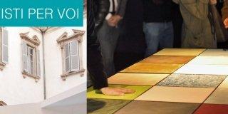 Fuorisalone 2014: un percorso sensoriale a Palazzo Cusani