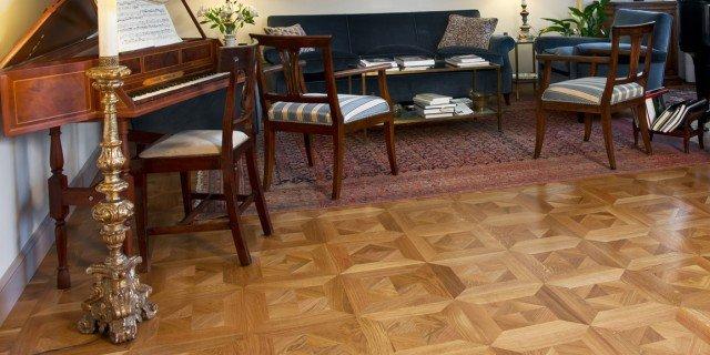 Pavimenti di legno. Come mantenerli sempre nuovi