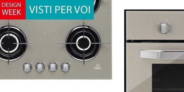 Piani cottura e forni. Novità presentate per il Salone 2014