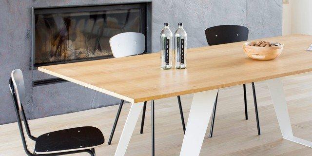 Tavoli in legno le novit cose di casa - Tavoli grezzi in legno ...