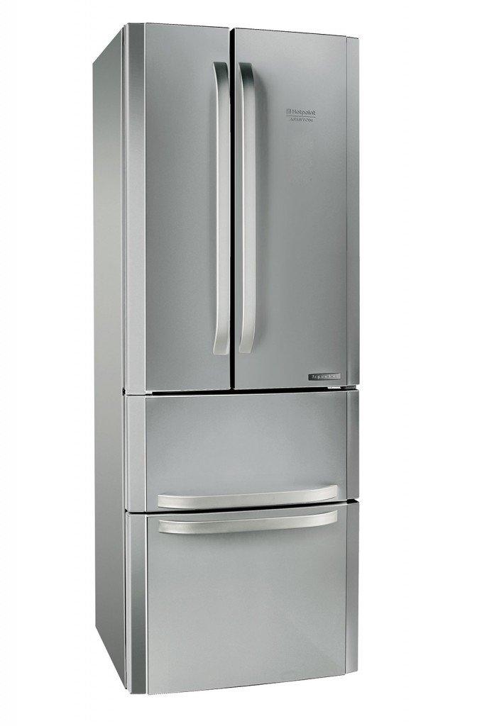 Frigo A Due Ante.Frigo E Congelatore Modelli Maxi A Tre Porte Side By Side