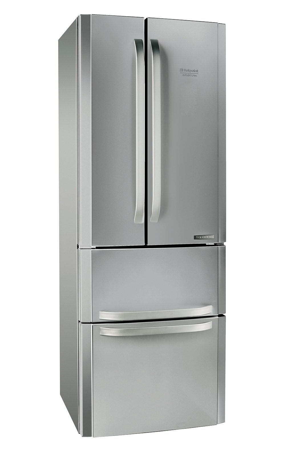 Frigo e congelatore modelli maxi a tre porte side by for Frigorifero side by side