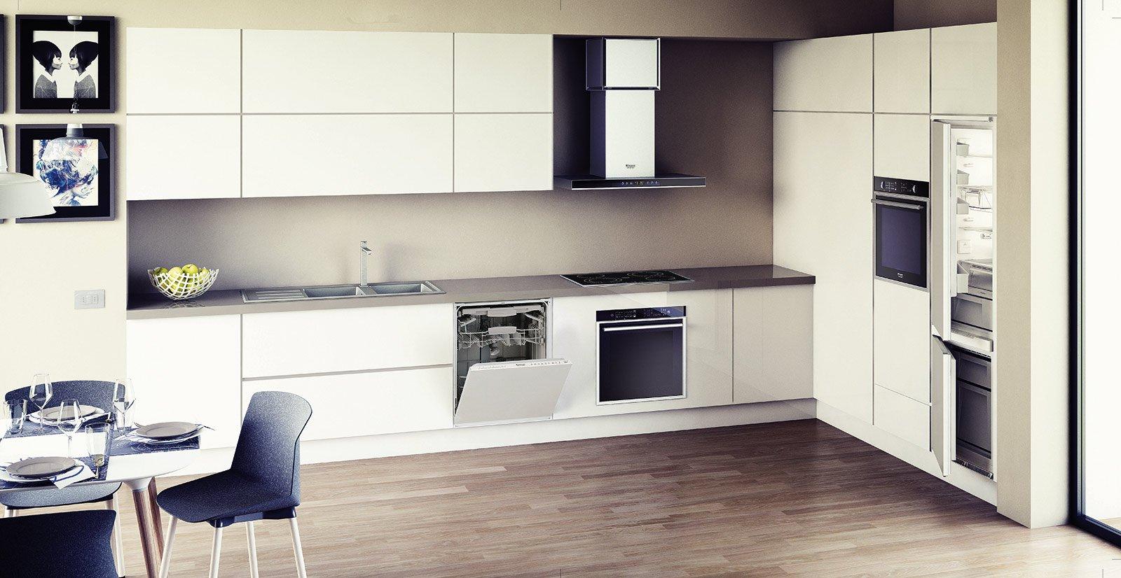 Piano cottura a induzione una nuova gamma attenta al for Piano cottura cucina