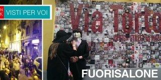 Fuorisalone 2014: immagini dalla zona Tortona