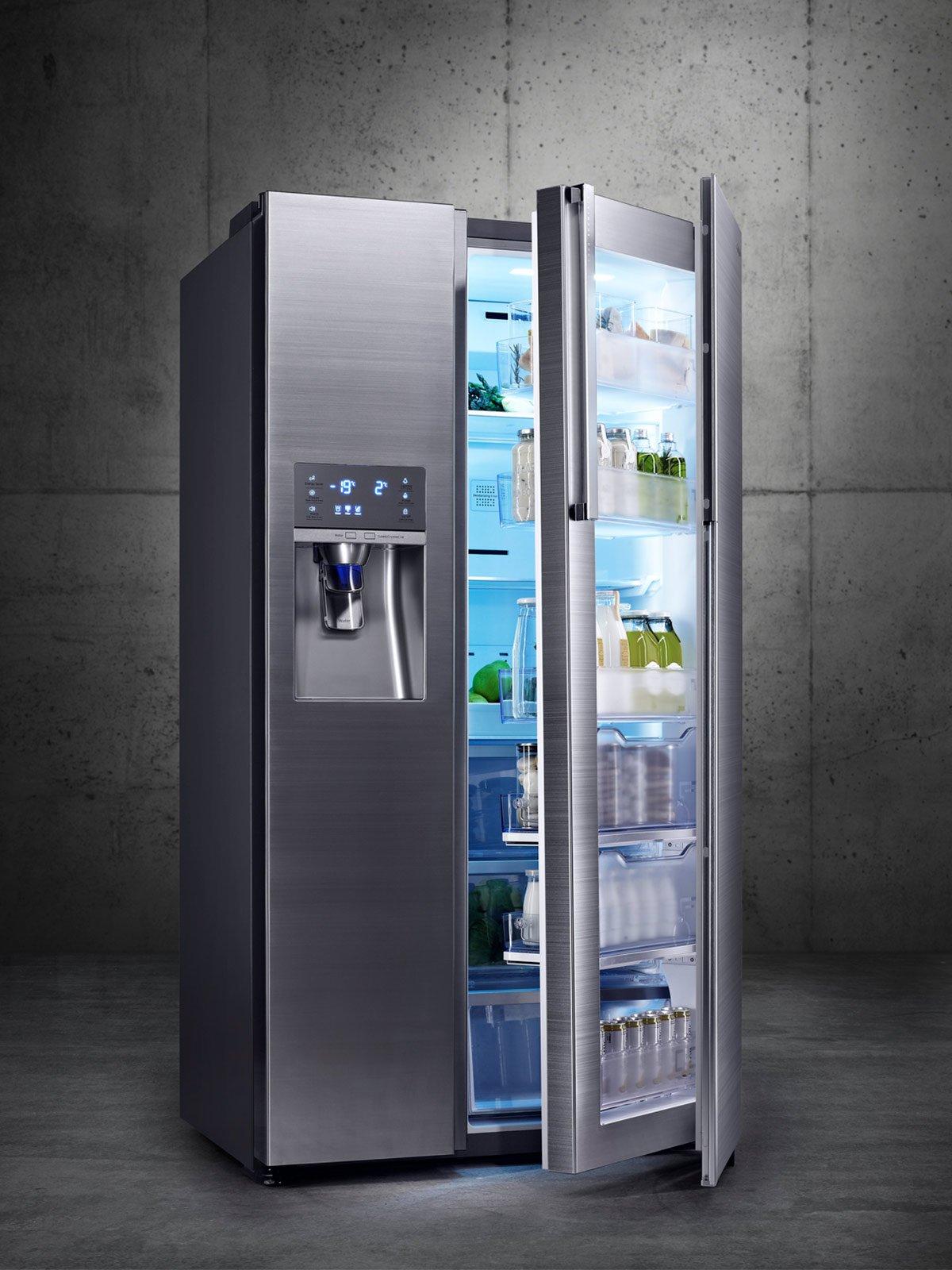 Cucina hi-tech: risparmiare energia con il frigo diviso in due parti ...