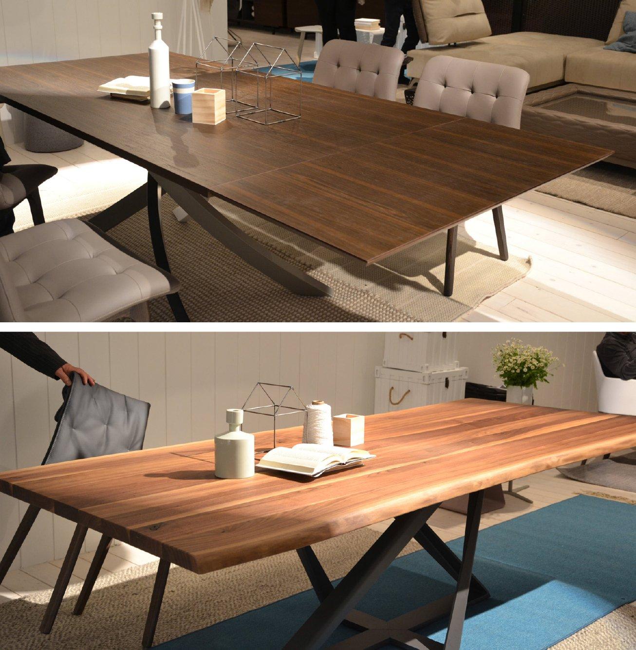 In diretta dalla fiera funzionalit in primo piano per le novit soggiorno cose di casa - Tavoli da falegname nuovi ...