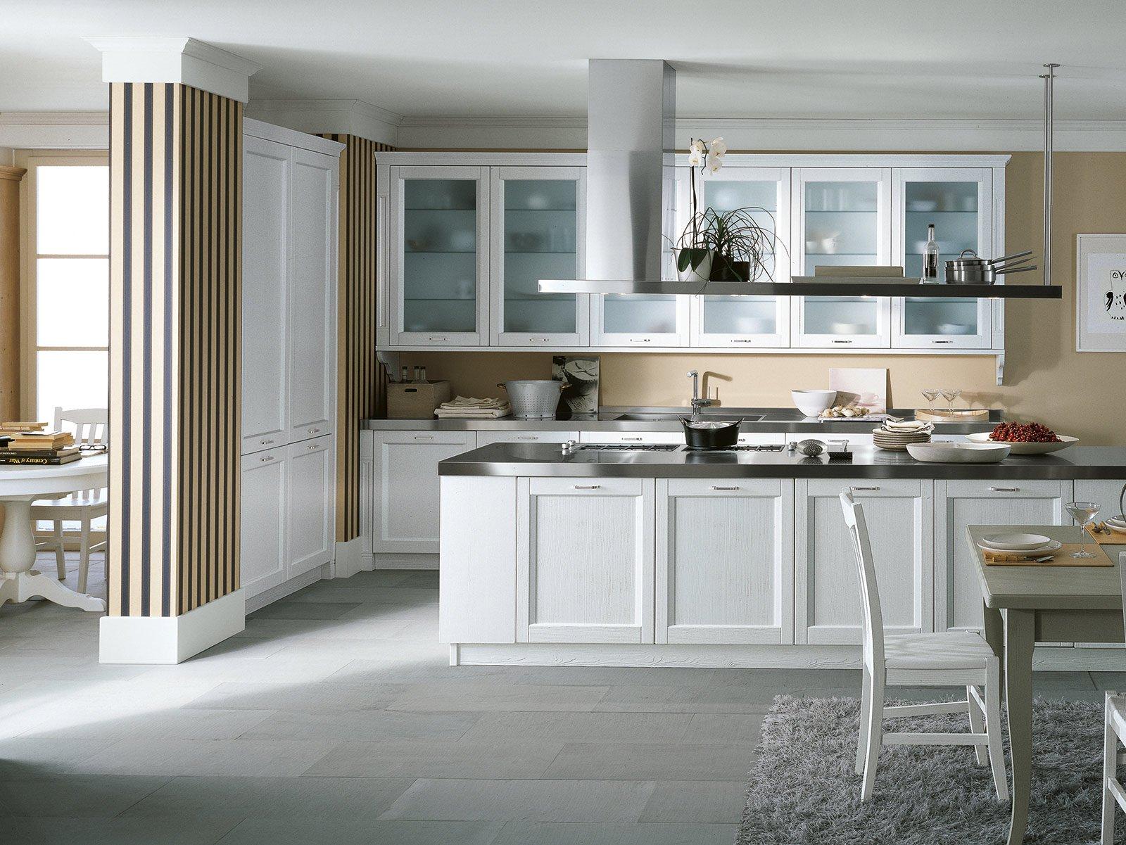 La nuova cucina country new classic cose di casa for Immagini per cucina