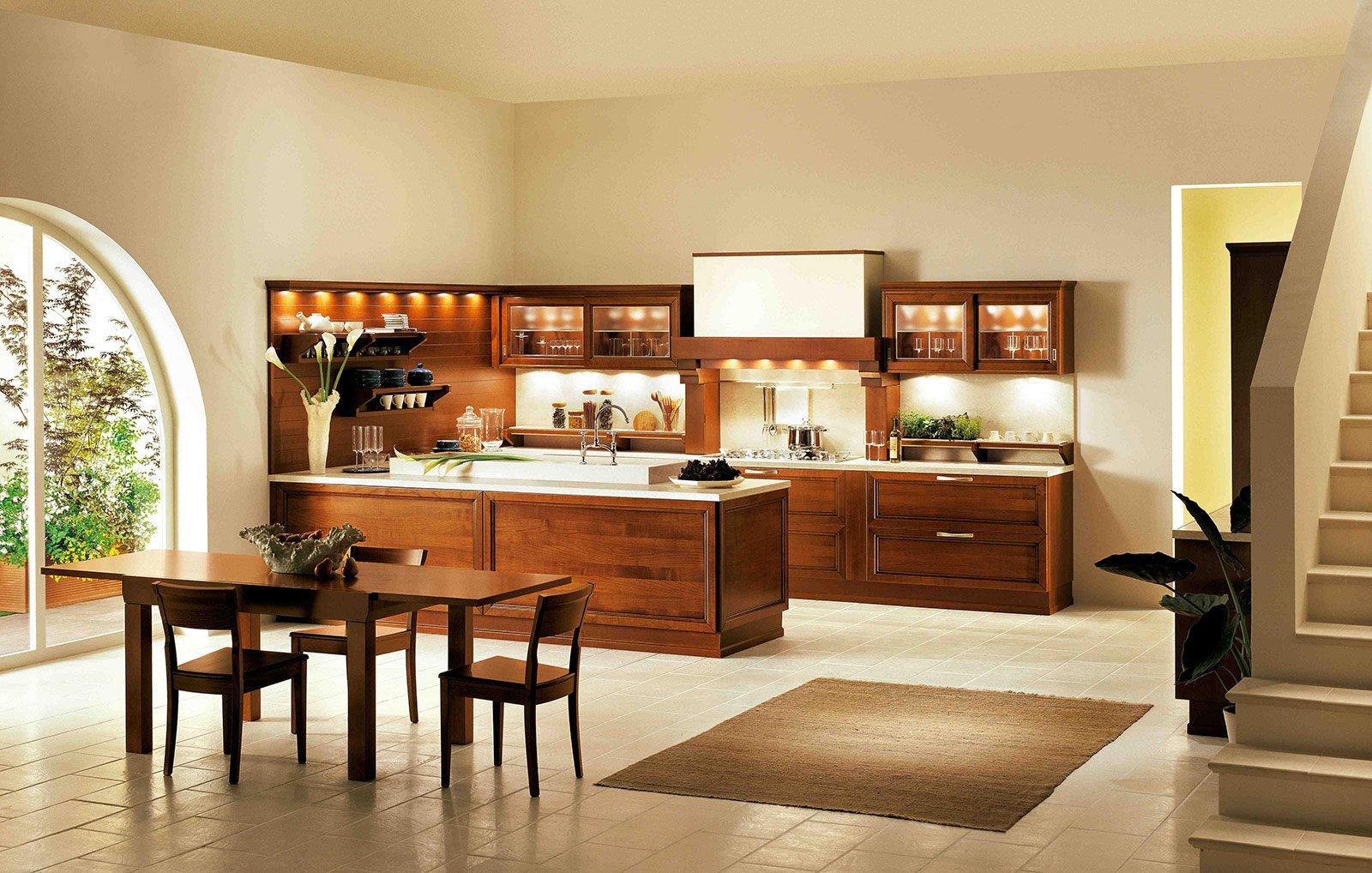 Cucine in stile cose di casa for Mobili di casa