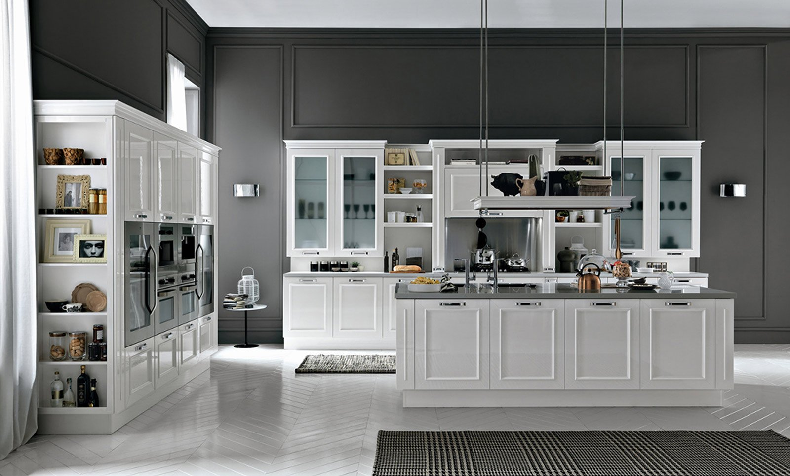 Stunning Piastrelle Cucina Bianca Images - bakeroffroad.us ...