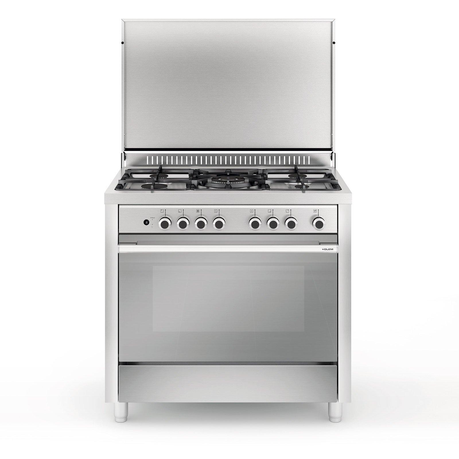 Cucina monoblocco piano cottura e forno tutto in uno - Ariston cucine a gas ...