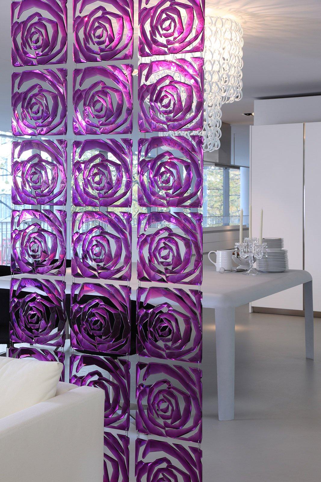 Viola, colore pantone dell'anno 2014   cose di casa