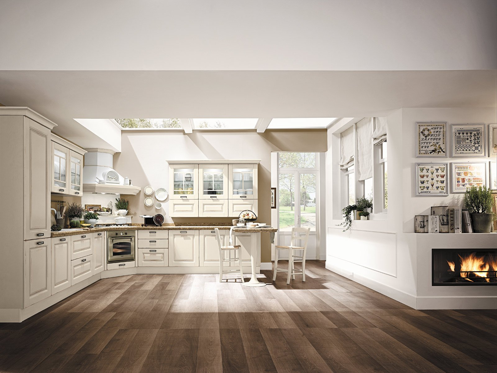 Cucine in stile cose di casa - Pomelli per cucine ...