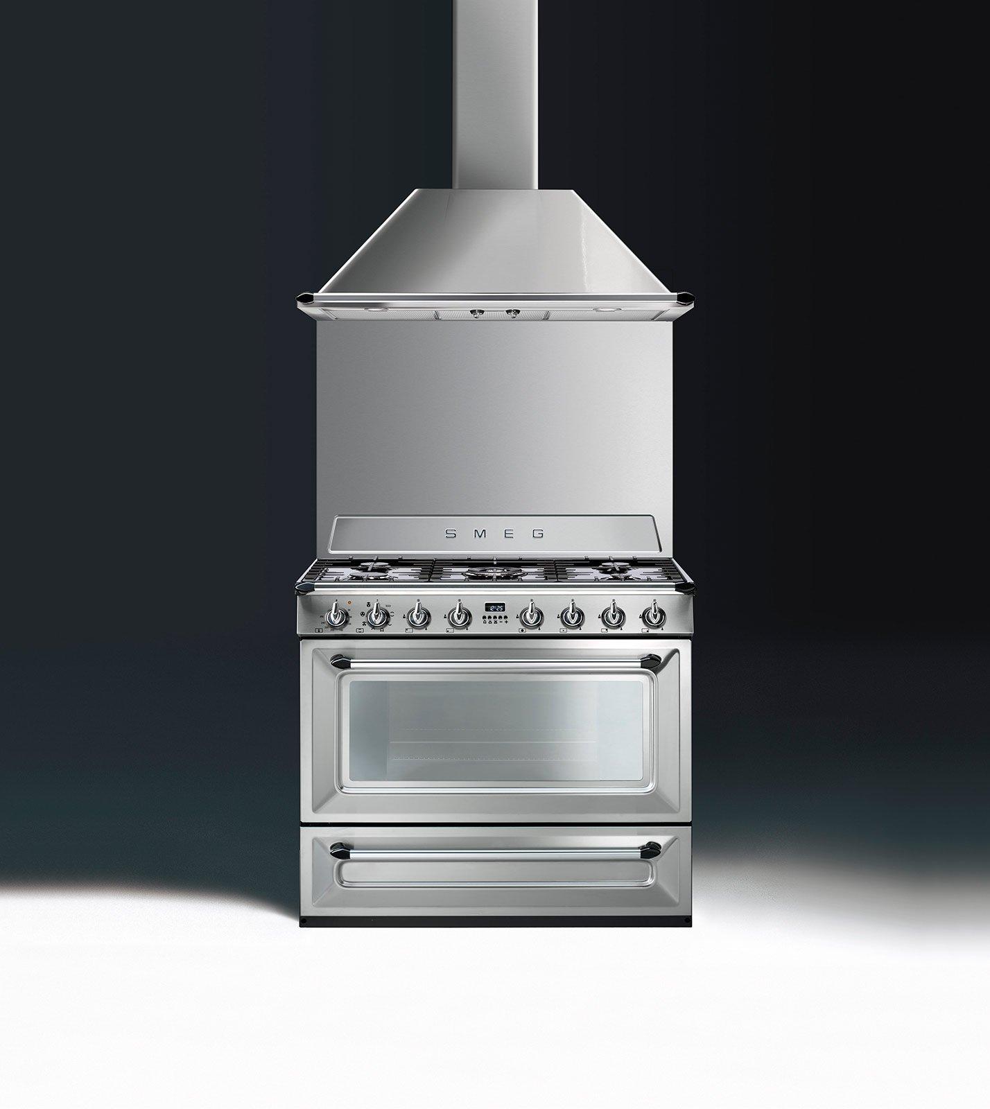 Cucina monoblocco piano cottura e forno tutto in uno - Cappa cucina usata ...