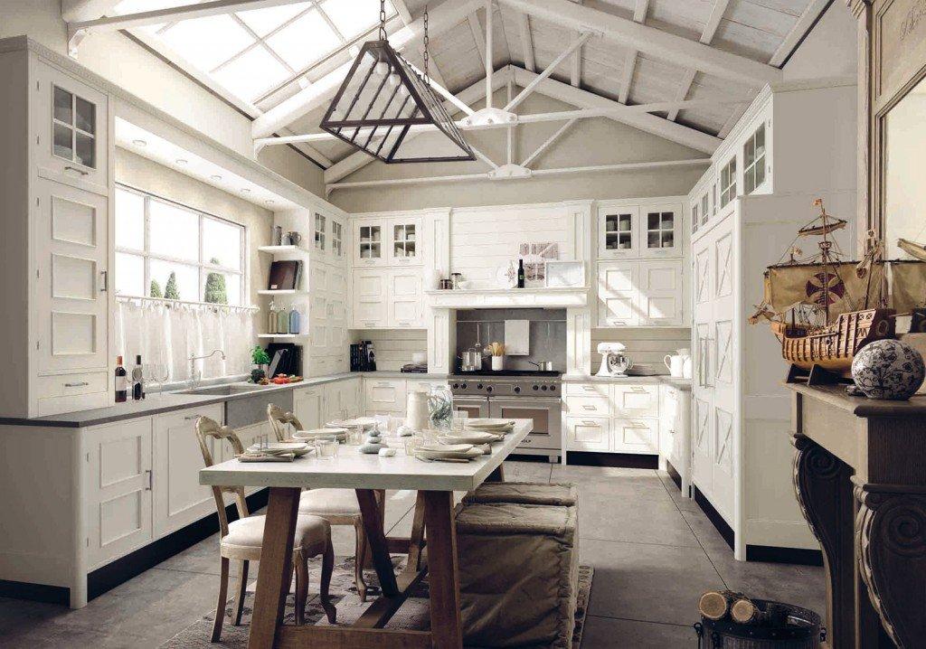 Cucine in stile cose di casa - Marchi group cucine ...