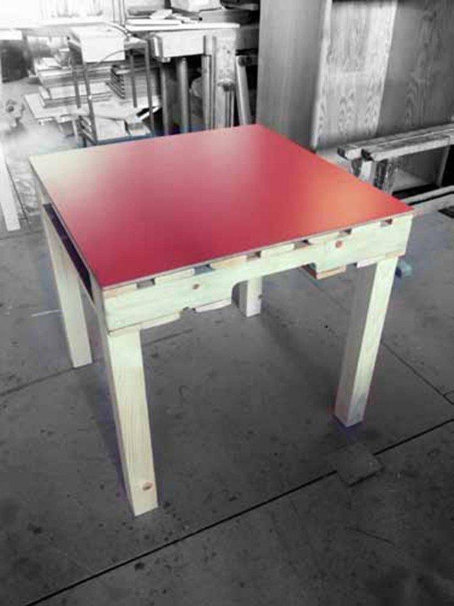 Tavolo di Conlegno. www.800x1200.it