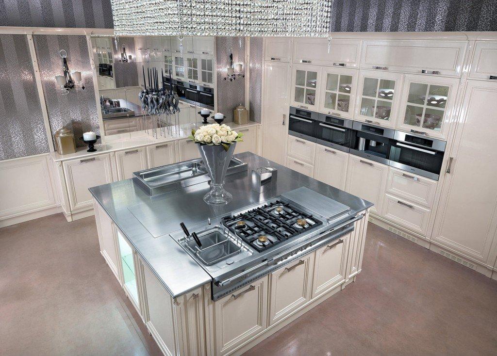 Cucine in stile cose di casa for Piani di casa in stile country texas