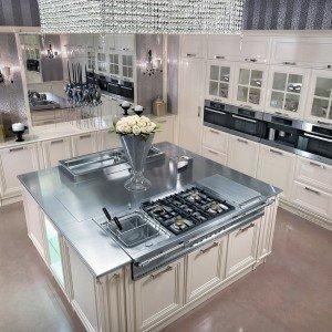 Cucine in stile cose di casa for Piani di casa in stile charleston