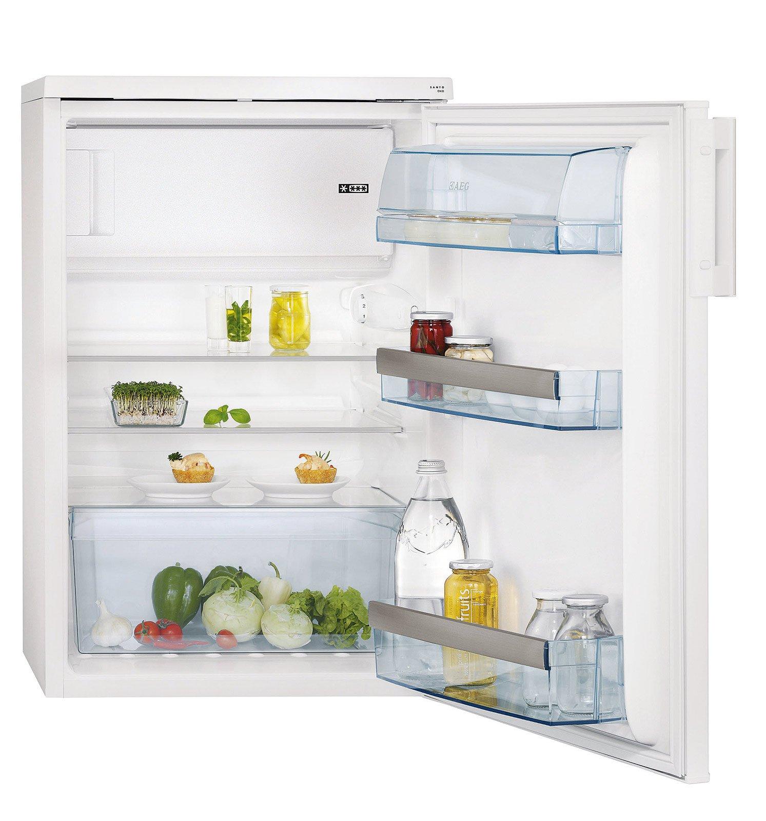 Frigorifero e congelatore in poco spazio - Cose di Casa