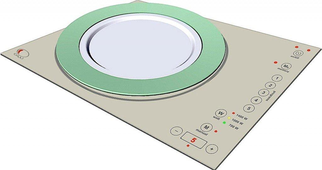 Piani cottura portatili cose di casa - Cucina ad induzione consumi ...