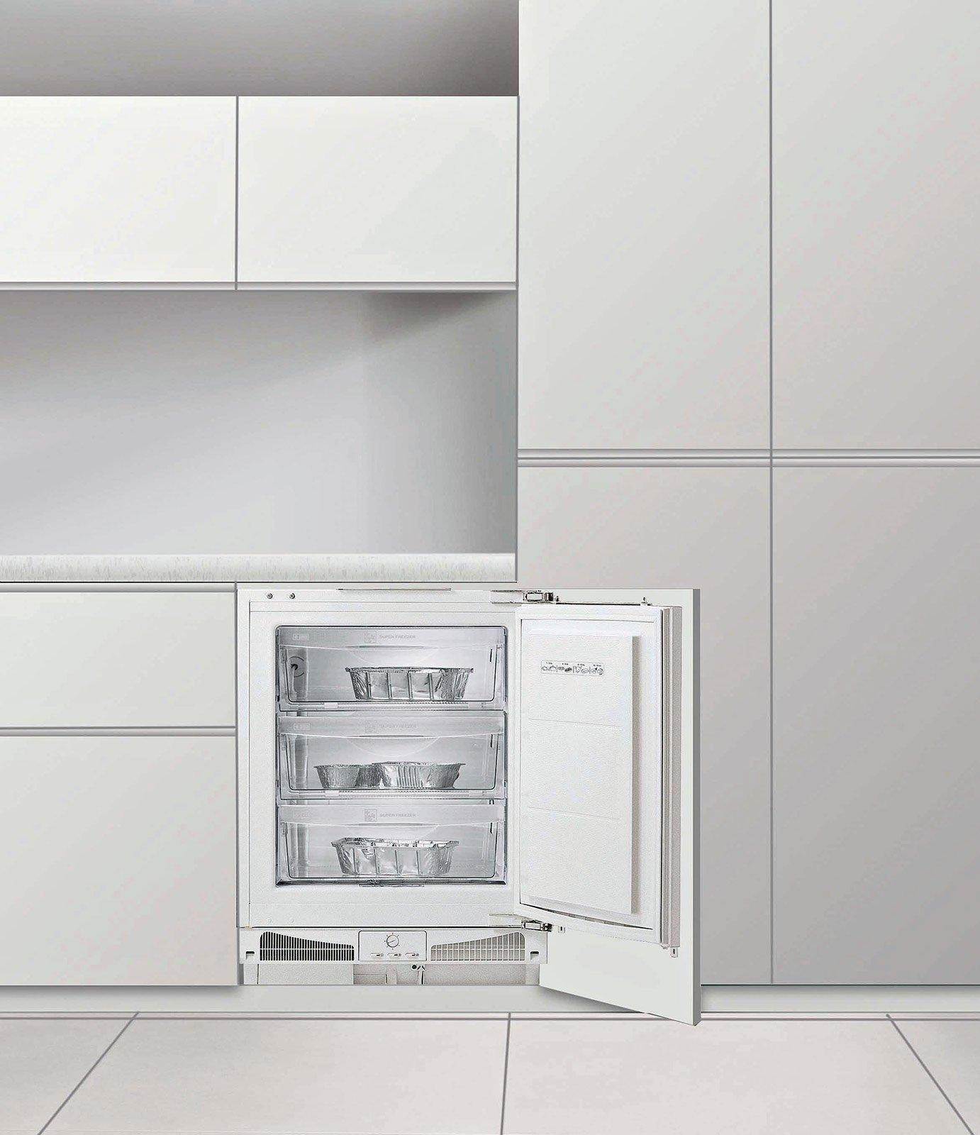 Frigorifero e congelatore in poco spazio cose di casa for Frigorifero a cassetti