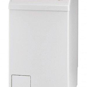 La lavatrice a carica dall'alto in classe A+++ ha capacità di 5,5 kg. È dotata di programma Capi scuri, jeans, capi outdoor e partenza ritardata 24 h. Misura L 45,4 x P 60 x H 90 cm. Costa 1.900 euro W 693 F WPM di Miele, www.lavatrice.miele.it